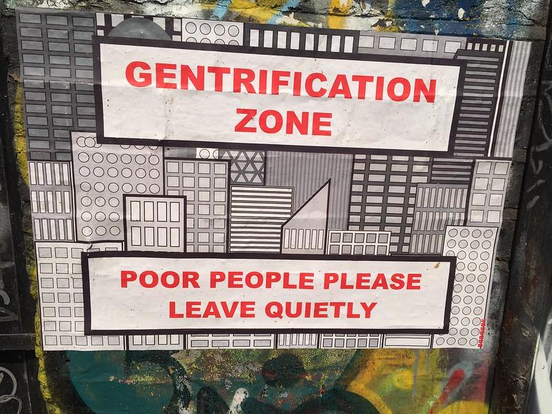 Street art à Londres / © Mat Brown (Creative commons - Flickr)