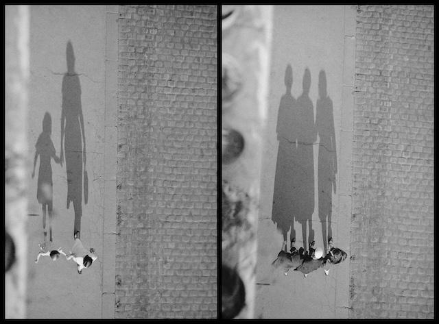 """Photo d'André Kertész tirée de l'exposition """"Marcher dans l'image"""" à la Maison Doisneau à Gentilly / © André Kertész"""