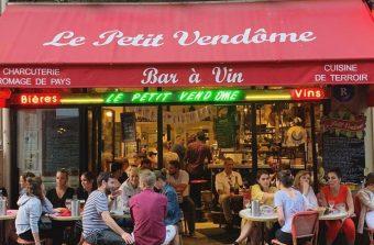 Un guide des restaurants «bon esprit» à Paris