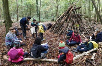 Des «forest schools» pour s'initier à la nature près de chez soi