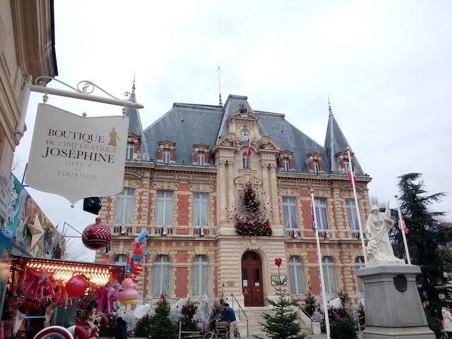 La mairie de Rueil-Malmaison / © Sylvain Lafay