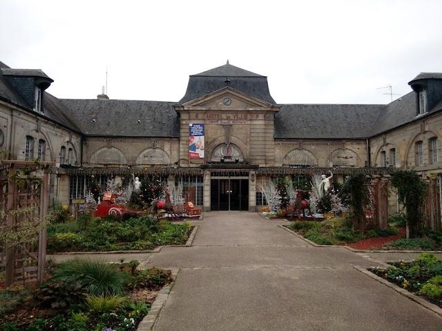 La mairie de Stains / © Sylvain Lafay