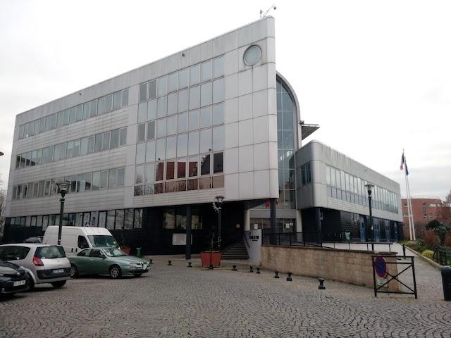 La mairie de Villetaneuse / © Sylvain Lafay