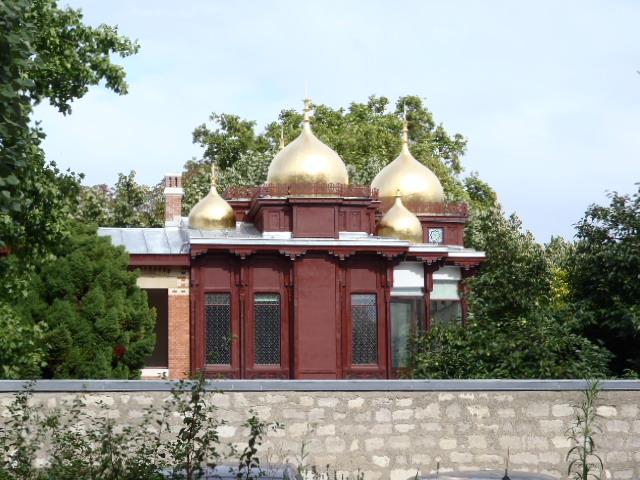 Le pavillon des Indes britanniques à Courbevoie / © Bastenbas (Wikimedia commons)