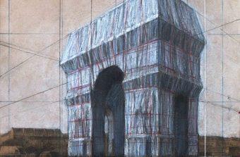 35 ans après le Pont Neuf, Christo va emballer l'Arc de triomphe