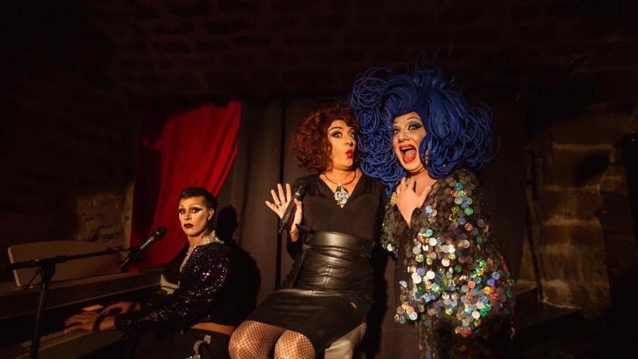 Les performeuses de Diva's Kabaret / © Diva's Kabaret