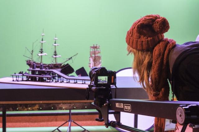 """L'exposition """"Les artisans du rêve - Cinéma et effets spéciaux"""" se déroule jusqu'en avril au Centre des arts d'Enghien / © CDA Enghien"""