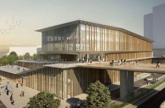 Le futur Châtelet – Les Halles du Grand Paris veut s'ouvrir à la culture à Saint-Denis