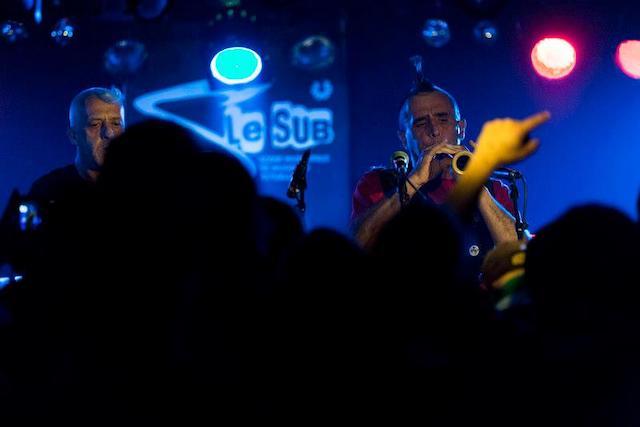 La salle de concert du Sub / © Le Sub