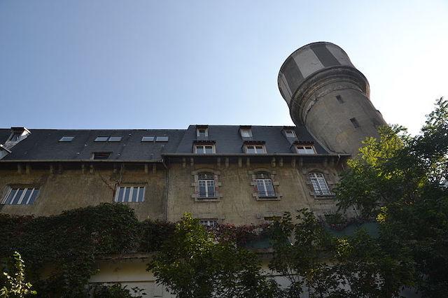 les Frigos de Paris, rue de frigos / @ Stéphane D. (Wikimedia commons)