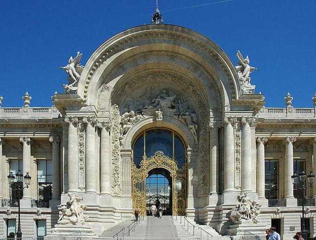 Le Petit Palais (8e) est l'un des 14 musées de la Ville de Paris / © Calips (Creative commons - Flickr)