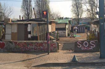 Vivre dans un bidonville à Paris à l'heure du coronavirus