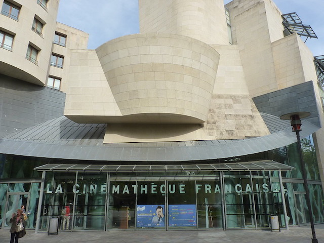 La Cinémathèque française à Paris / © Luke McKernan (Creative commons - Flickr)