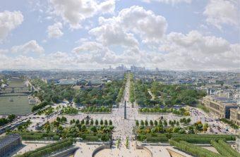 Donnez votre avis sur l'avenir des Champs-Elysées depuis votre canapé