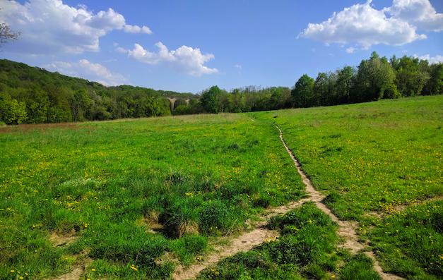 Les paysages autour de Gometz-le-Châtel / © Helloways