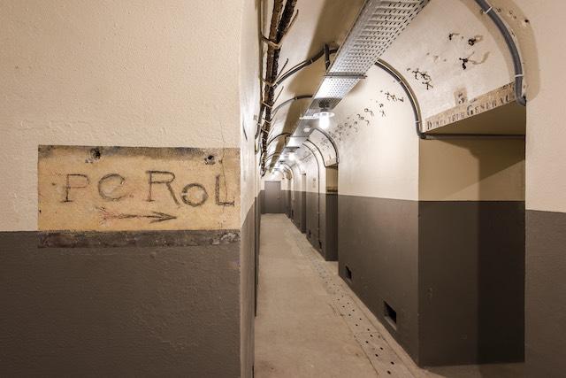 Le poste de commandement souterrain utilisé pendant la Libération de Paris en 1944 par le Colonel Henri Rol-Tanguy se visite désormais au Musée de la Libération / © Musée de la Libération