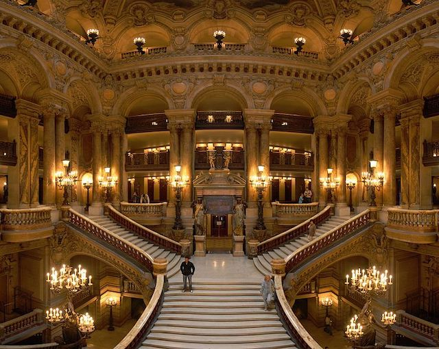 L'opéra Garnier à Paris / © Benh LIEU SONG (Creative commons - Flickr)