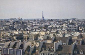 Paris, à deux dans 40 m², l'apprentissage de la démobilité
