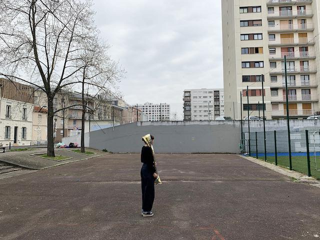 Saint-Denis vu par Delphine Bommelaer / © Delphine Bommelaer