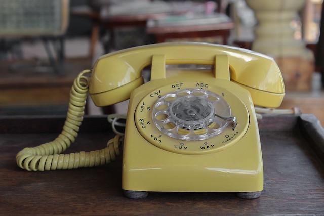 téléphone / © Lensletter (Creative commons - Flickr)