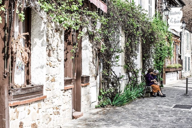 Le village de Barbizon / © Touencanon (Creative commons - Flickr)