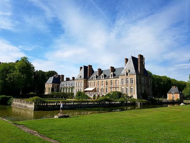 Le château de Courance dans le parc naturel du Gâtinais / © Shogunangel (Creative commons / Flickr)