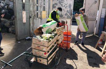 Une association de chiffonniers du 93 crée une banque alimentaire