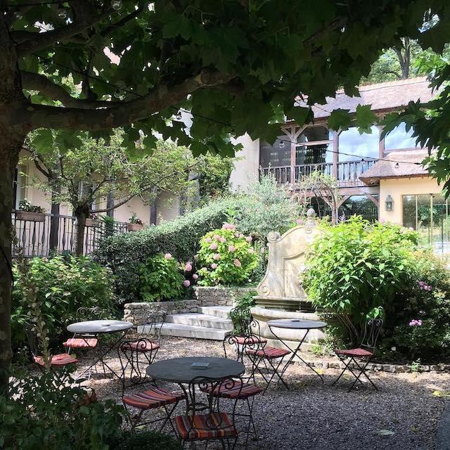 Les Etangs de Corot à Ville-d'Avray dans les Hauts-de-Seine / © Staycation