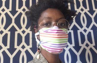 Une styliste montreuilloise prête à en découdre pour faire face à la pénurie de masques