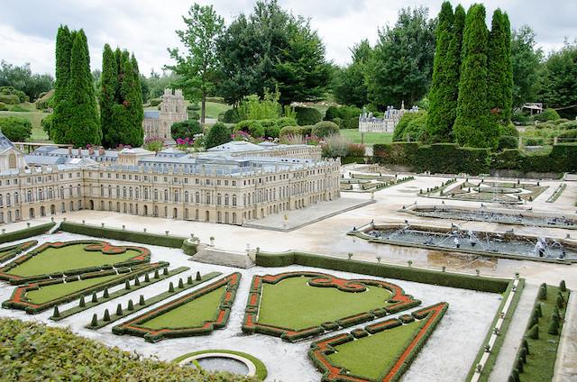 Le château de Versailles / © Pitpit75 (Creative commons - Flickr)