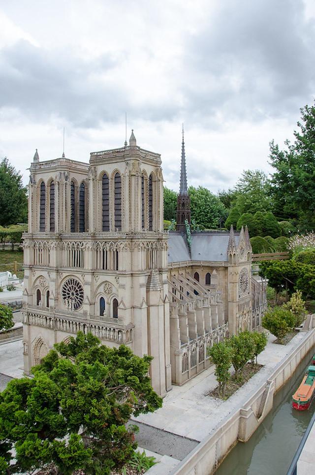 Notre-Dame de Paris / © Pitpit75 (Creative commons - Flickr)
