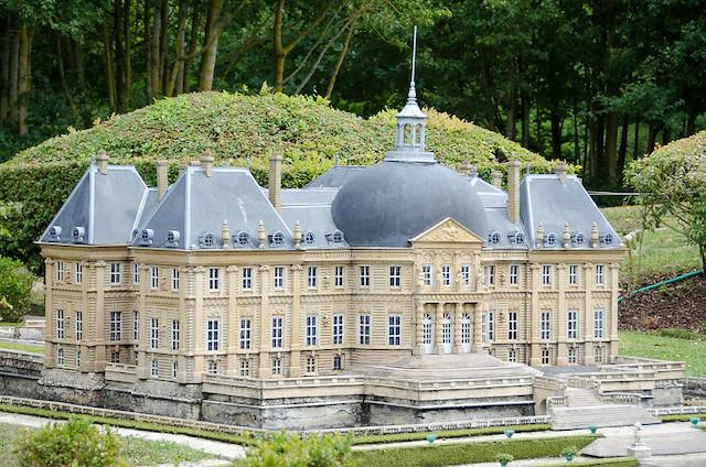 Le château de Vaux-le-Vicomte en Seine-et-Marne / © Pitpit75 (Creative commons - Flickr)