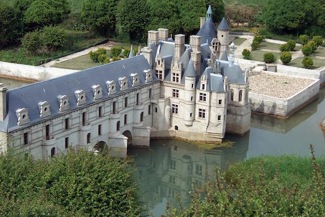 Le château de Chenonceau en Indre-et-Loire / © Christophe Alary (Creative commons - Flickr)