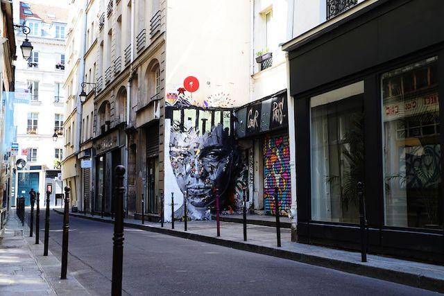 Street art à Paris / © Fresh Street Art Tour