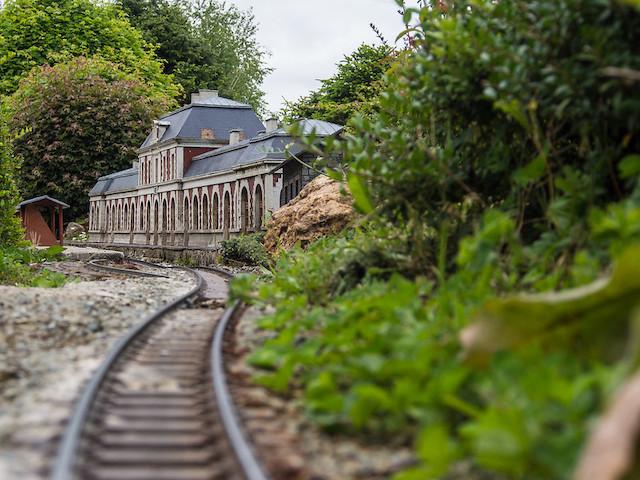 La gare de Rodez dans l'Aveyron / © Denis Bourez (Creative commons - Flickr)