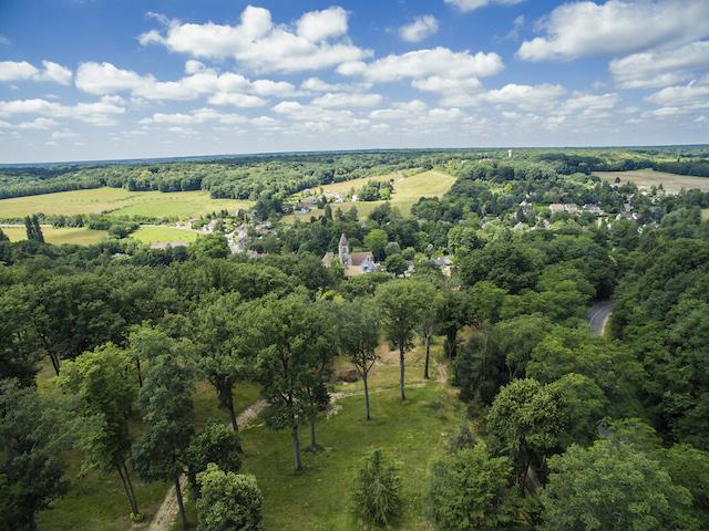 Le parc naturel de la Haute Vallée de Chevreuse / © JF Humbert