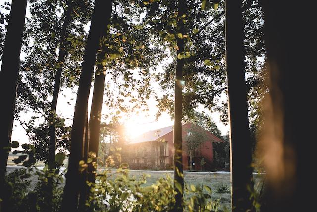 Le Barn Hotel à Bonnelles dans les Yvelines / © Staycation