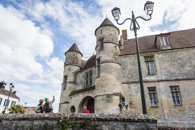 Le prieuré de Moussy / © Cyril Badet