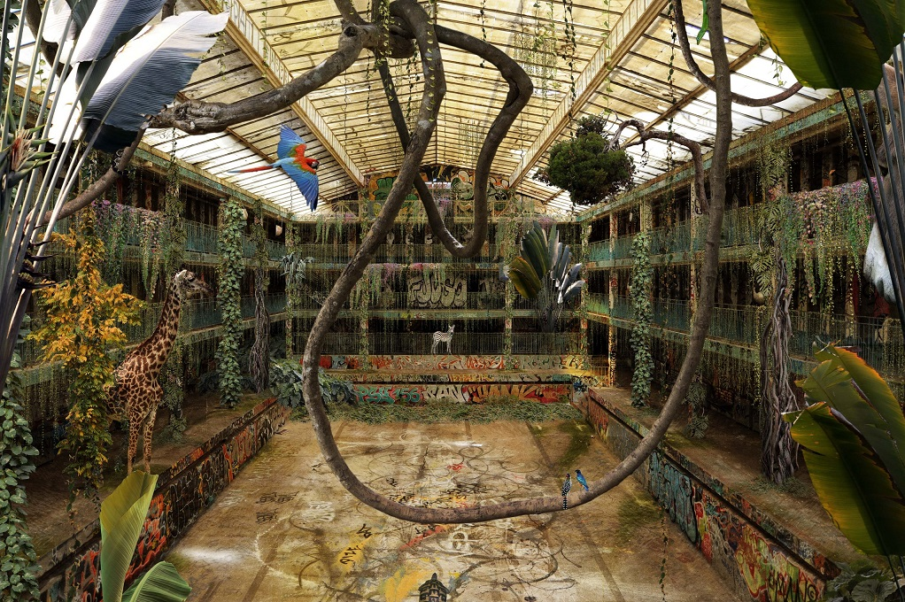 La piscine Molitor à Paris / © Chris Morin Eitner