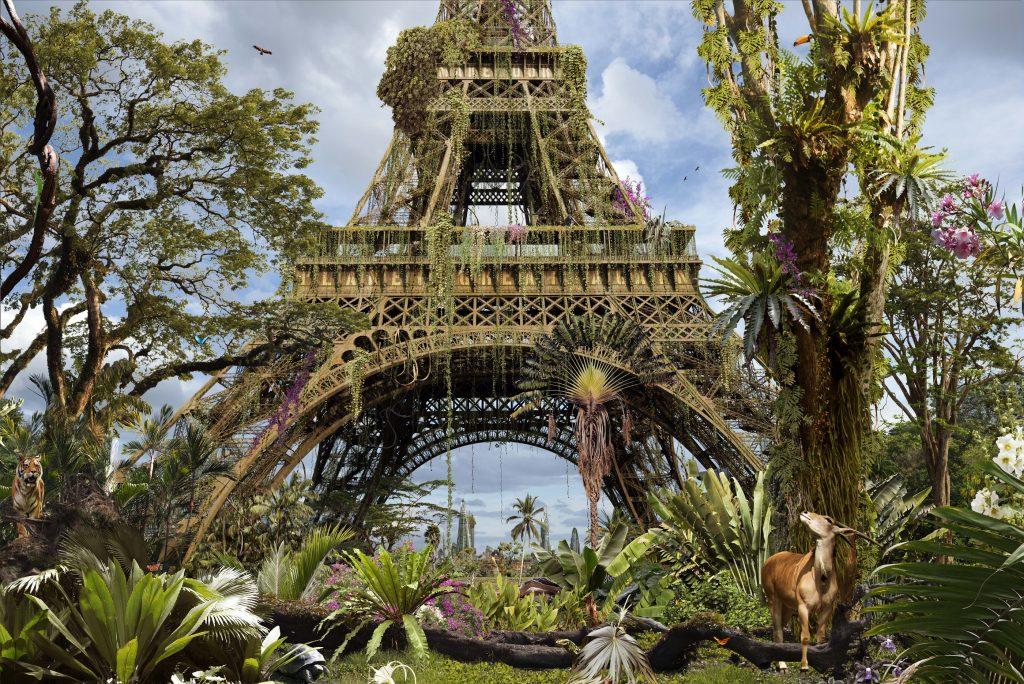 La tour Eiffel à Paris / © Chris Morin Eitner