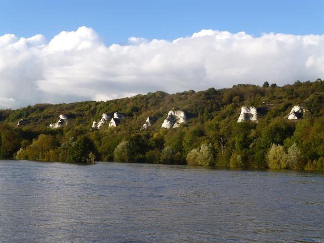 La Seine dans le parc naturel du Vexin / © PNR Vexin français