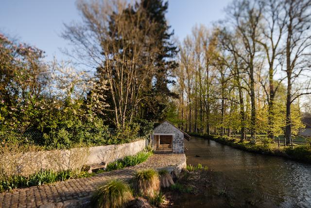 Vallée de l'Essonne dans le parc naturel du Gâtinais / © Thierry Houyel