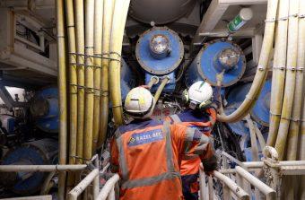 Voyage sous terre à la rencontre de Camille, tunnelier du Grand Paris Express
