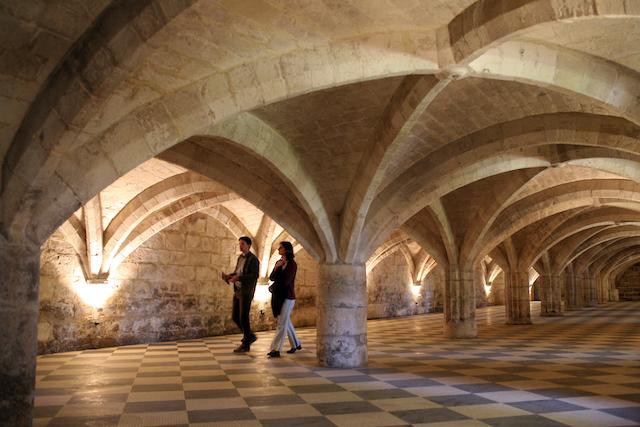 L'abbaye royale du Moncel à Pontpoint dans le parc naturel Oise - Pays de France / © PNR Oise -