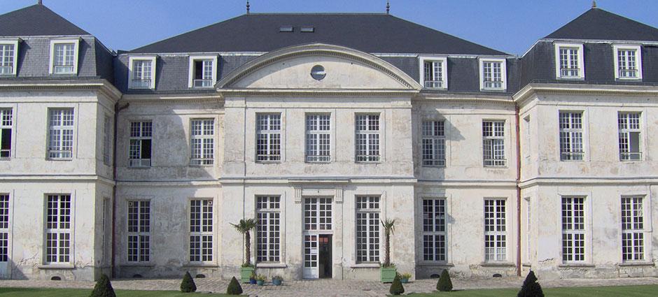 Le château de Vaujours où est installé le lycée du paysage et de l'environnement Fénelon / DR