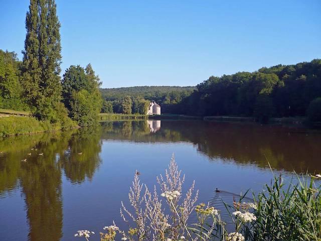 La forêt de Montmorency dans le Val-d'Oise, 2000 ha (23 x le jardin du Luxembourg) accessibles avec la Ligne H / © ONF