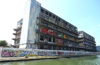 «Graffiti général», une visite immersive dans un ancien temple du street art à Pantin