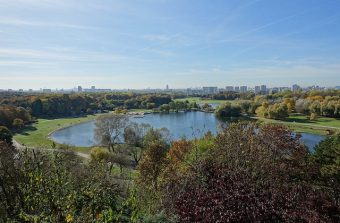 Le podium des parcs du Grand Paris plus grands que Central Park