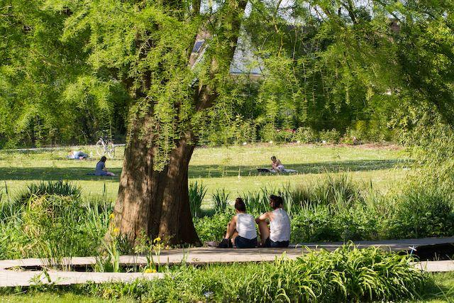 Le bois de Vincennes dans le 12e à Paris / © Guillaume Bontemps - Ville de Paris