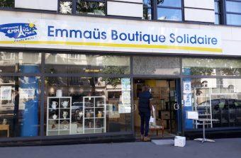 Fermées depuis trois mois, les boutiques Emmaüs rouvrent leurs portes
